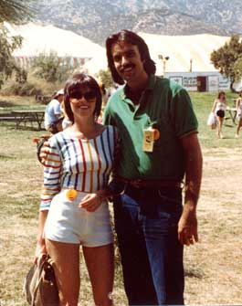 Joe Sharino & Pat Benatar