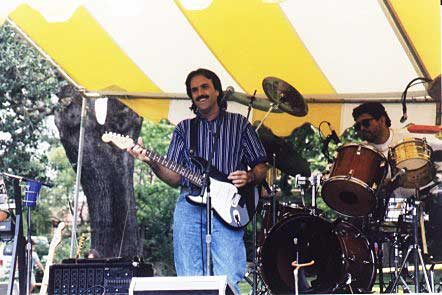 Joe Sharino Band in Los Gatos 1997